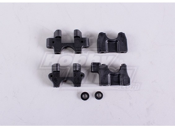 Middle Diff.Bearing Halter Set - A2016 und A3015