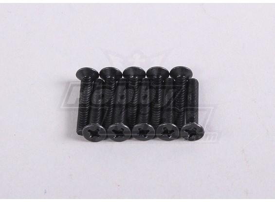 3 * 18 FH Schraube (10 Stück) - A2016T und A3015
