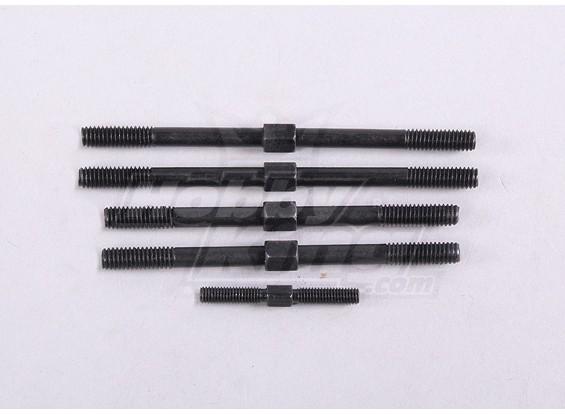 Lenkung / Hinter Llinkage Rods (5pc) - A2016T