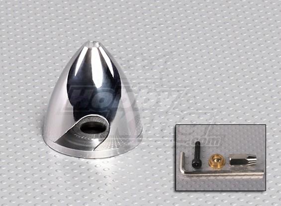 Aluminium-Stütze Spinner 51mm / 2,0 Zoll Durchmesser / 4-Blatt