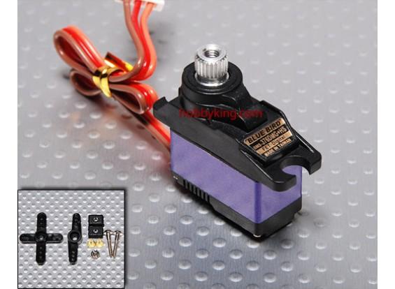 BMS-376DMG + HS Mini Digital Servo MG 1.6kg / .13sec / 12g