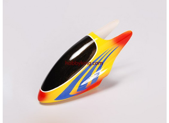 Fiberglass Canopy für Trex-450