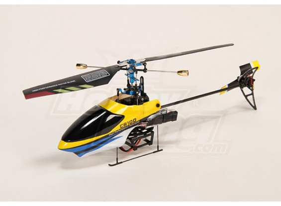 Walkera CB100 Metal Edition w / Doppel Brushless System & 2,4 GHz 2402 Transmitter RTF