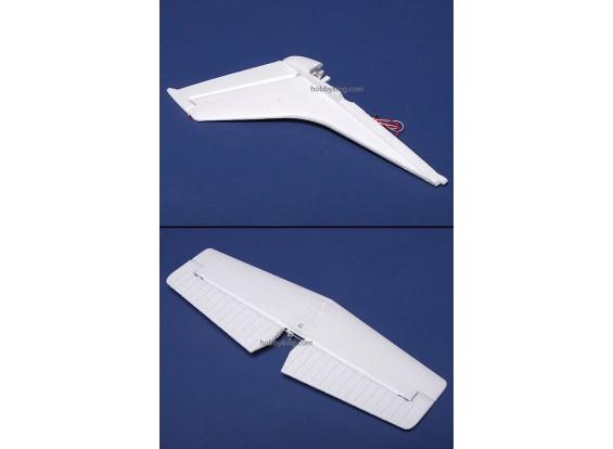 Ersatz-Leitwerk für Cessna182EPO