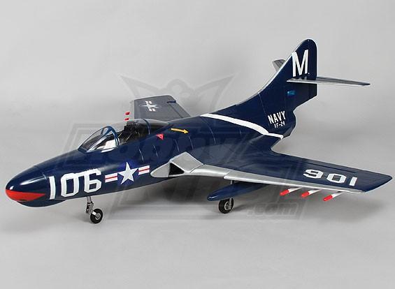 F9F-8 Cougar w / Retracts EPO (ARF)