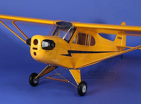 Hobbyking Piper J-3 1,20 Glow 2310mm (ARF)