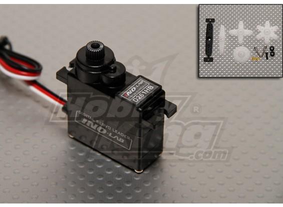 HGD digitale 261HB Carbon-Getriebe Servo 20g / .06sec / 2.4kg