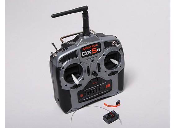 DX5e 5Ch Full Range TX / RX nur Modus 2