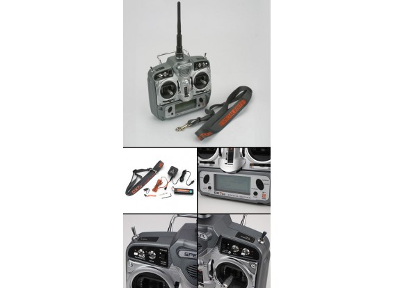DX7 Special Edition 7Ch Full Range TX nur Modus 2