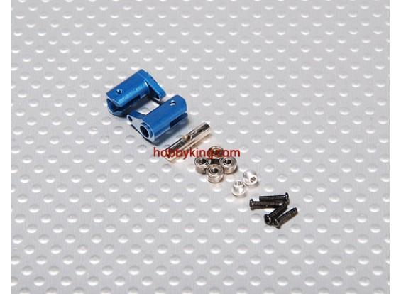 E5014 Metall Heckrotor Grips