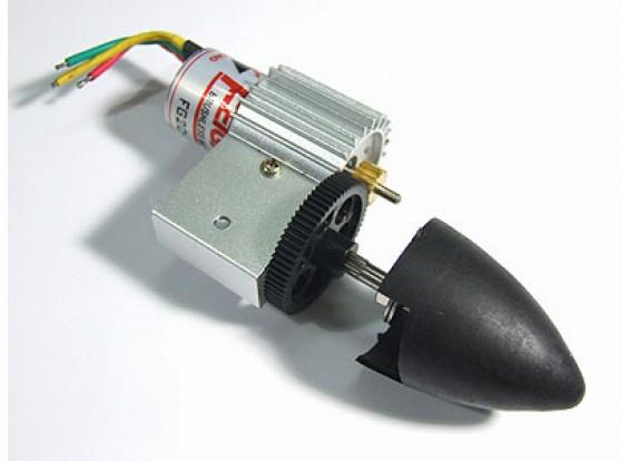 Feigao 130 Größe 14L Brushless Motor w / Getriebe