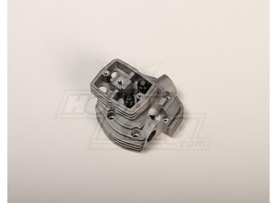 ASP FS120AR - Zylinderkopfmontage