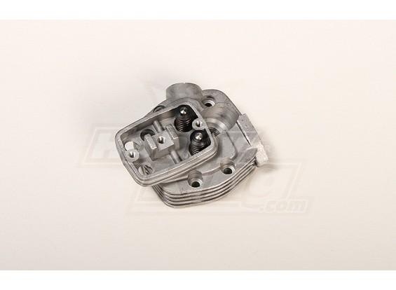 ASP FS400AR - Zylinderkopfmontage