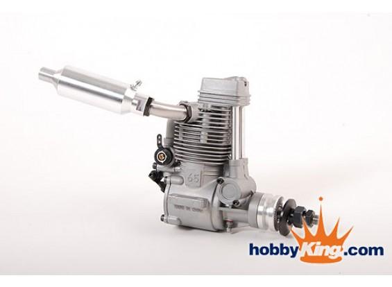 ASP Four Stroke 65FS Glow Motor
