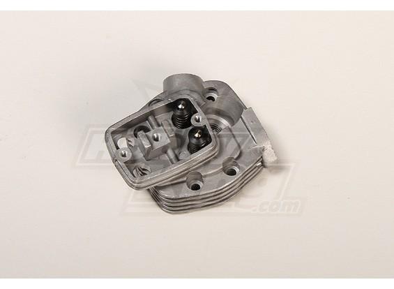 ASP FS91AR - Zylinderkopfmontage