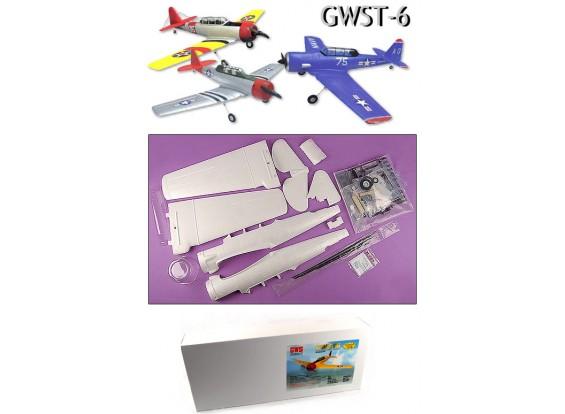 GWS T-6 Schaummodell
