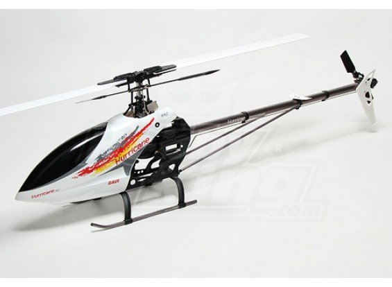 Hurricane 550 Hubschrauber Kit w / ESC / Motor