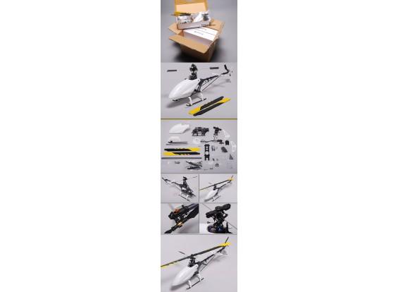 Loser Schüttung HK-450 CCPM 3D Hubschrauber Elektro-Kit (6pc)