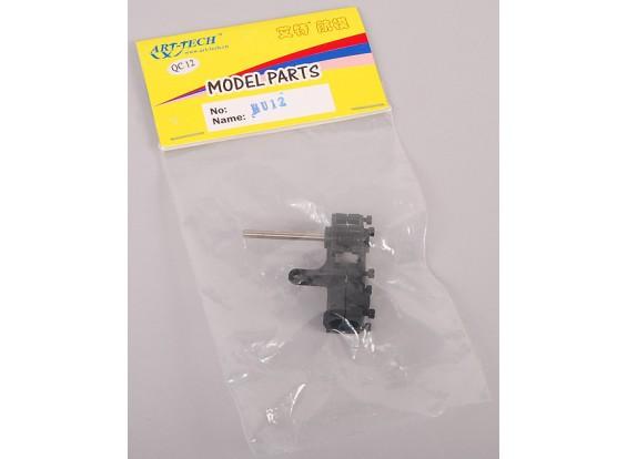 Komplette TAIL Gear Box Set für (H300 & 400-Klasse)