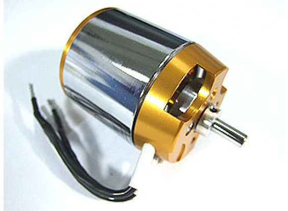 LCD-hexTronik 4558-400 Brushless Motor