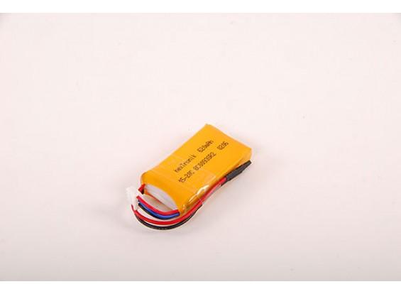 HXT D9 G2 620mAh 2S1P 15C Lipo-Pack