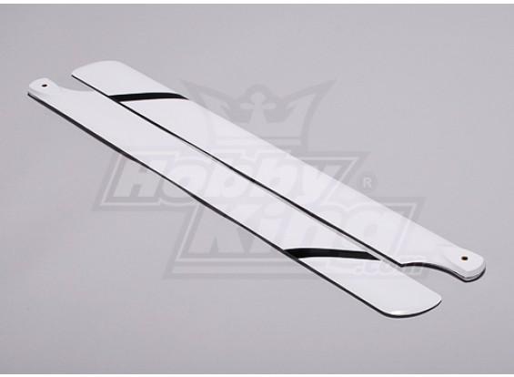 430mm HK-500GT Fiber Glass-Hauptblätter