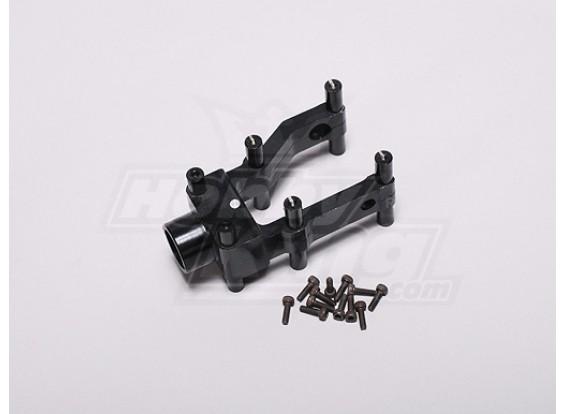 HK-500GT Metall Heckrohr Inhaber (Ausrichten Teil # H50044)