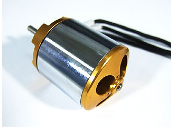 LCD-hexTronik 36-48 600kv Brushless Motor