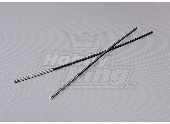 4mm Flex Shaft - 2pc