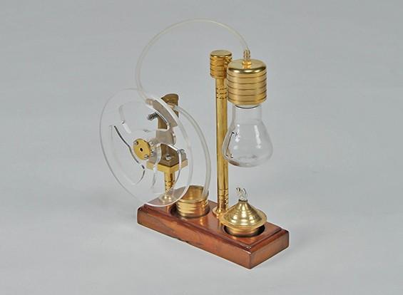 Mini-Dampf-Motor und Boiler