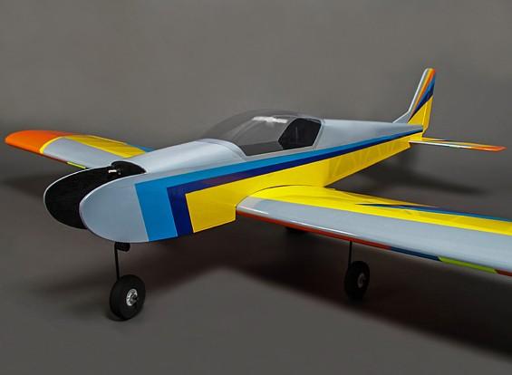 Soar 40 Sports niedriger Flügel Balsa 1550mm (ARF)