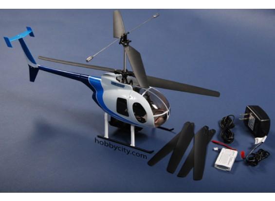 Kunst-Technologie MD500 Koaxialhubschrauber RTF