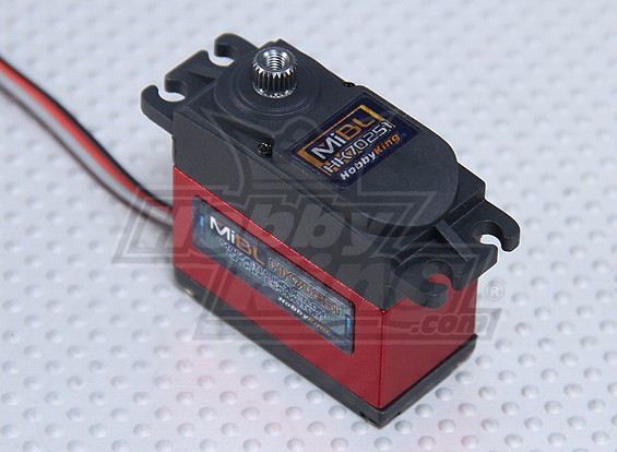 Mi Digitale Brushless magnetische Induktion MG HV Servo 6.40kg / 0,05 / 56g