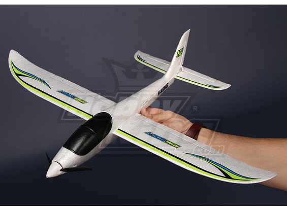 Mini Swift R / C EPO Glider (PNF)