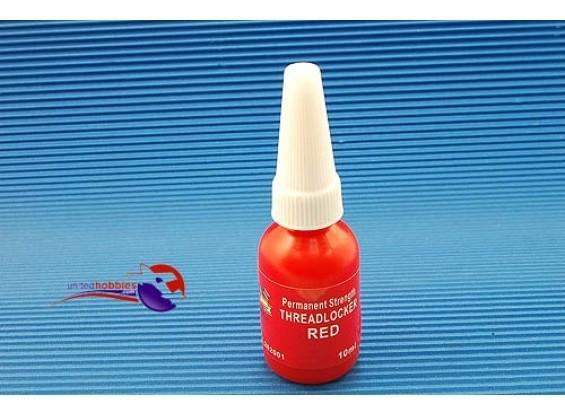 Threadlock - Dauerfestigkeit (RED) 10ml