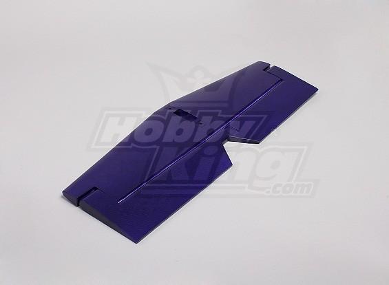MX2 Blau 3D - Ersatz-Höhenleitwerk