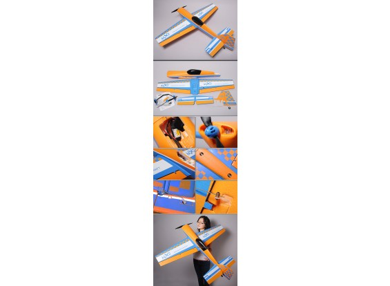HK-2 RTF 3D-Style Kunstflugzeug EPO