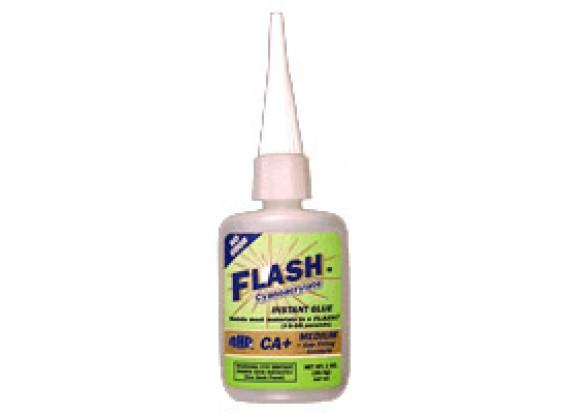 NHP 421 Flash-Medium Schaum Sicher 1 Unze Cyanacrylat