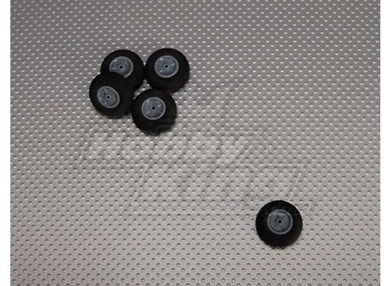 Licht-Schaum-Rad Diam: 28, Breite: 12 mm (5 Stück / bag)