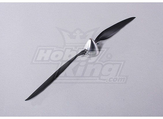 Folding Propeller Assembly 16.5x13 (Alloy / Nabe Spinner) (1pc / bag)