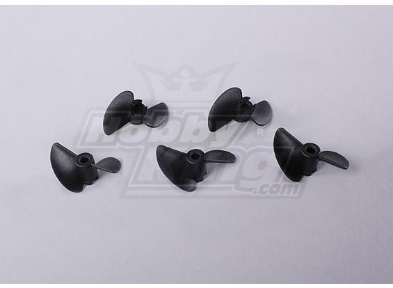 2-Blatt-Boot Propellers 40x27mm (5pcs / bag)