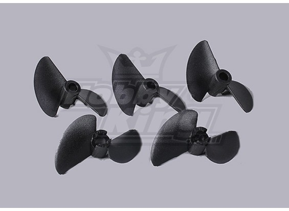 2-Blatt-Boot Propellers 40x40mm (5pcs / bag)