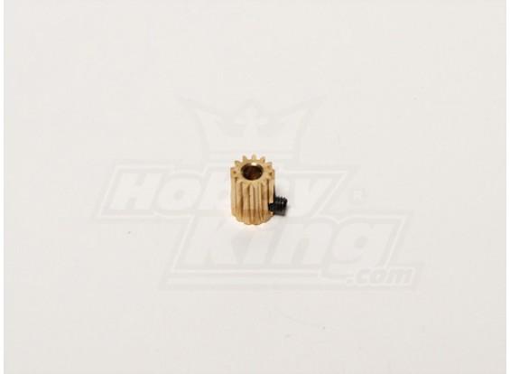Pinion Gear 3,17 mm / 0,5 M 13T (1pc)