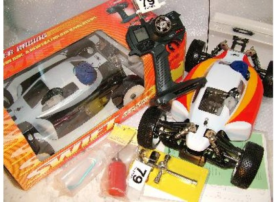 PRP SWIFT PRO 1/8 Buggy RTR