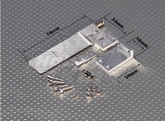CNC Rudder - Kleine