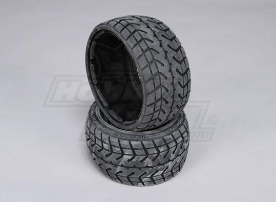 Hintere Straße Tire Set (2 Stück) Baja 260 und 260s (Reifen nur)