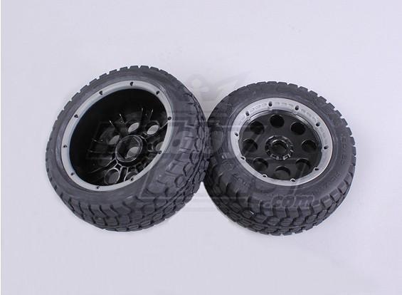 Vorne Terminator Wheel (1pair) - Baja 260 und 260S