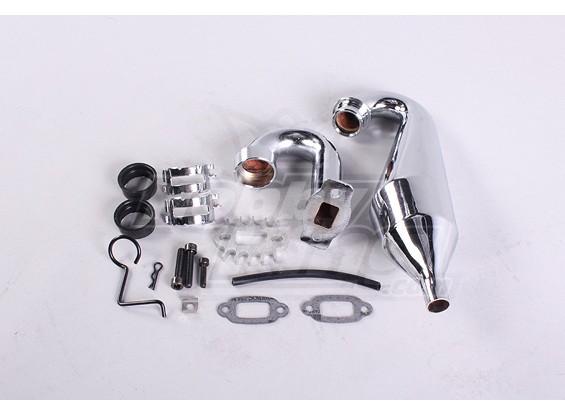 Alloy Reso-Rohr-Kit (1Set / Bag) - 260 und 260S