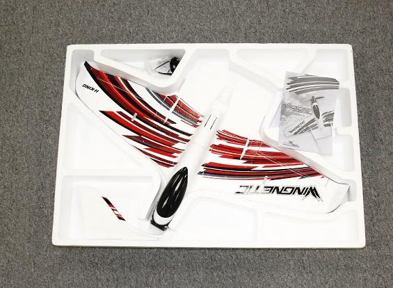 SCRATCH / DENT - Hobbyking ™ Wingnetic Sport Speed Flügel EPO 805mm (ARF)