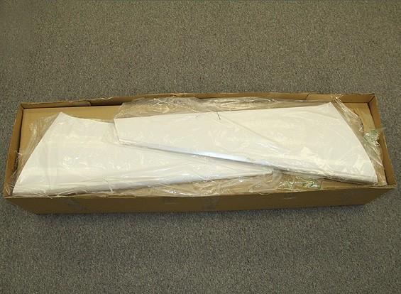 SCRATCH / DENT - Gulfstream G500 Twin EDF Business-Liner Composite-2048mm (Kit)
